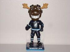 MICK E. MOOSE Winnipeg Jets Mascot Bobble Head 2016 NHL* Bighead #d/150 IN STOCK