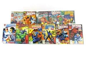 Lot-of-11-Marvel-Quicksilver-Comic-2-9-11-13-2-4-5-6-13-Bagged-and-Boarded
