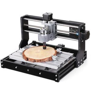 DIY CNC 3018 PRO Router 2in1 Laser Graviermaschine Engraver Fräse GRBL Maschine