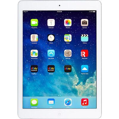 Apple iPad Air 1st Gen. 128GB, Wi-Fi + Cellular (Unlocked), 9.7in - Silver