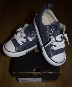 Chuck Taylor Slip Dark Denim Shoes Blue