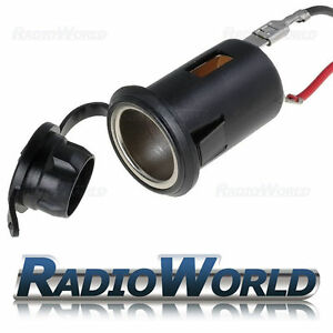 HQ-12v-Universal-Cigarette-Socket-Lighter-Accessory-with-Cover-amp-Wire-10A