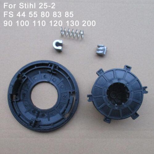 25-2 Trimmer Head For Stihl FS 44,55,56,70,80,83,85,90,100 RX110,120,130,200,250