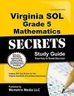 Virginia SOL Grade 5 Mathematics Secrets: Virginia SOL Test Review for the Virginia Standards of Learning Examination by Virginia Sol Exam Secrets Test Prep Team (Paperback / softback, 2016)