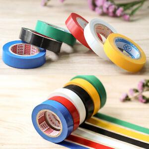 1-Rollos-Cinta-Aislante-PVC-6mm-10-15m-Autoextinguible-Colores