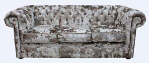 Chesterfield-3-Seater-Lustro-Charm-Crushed-Velvet-Fabric-Sofa-Settee
