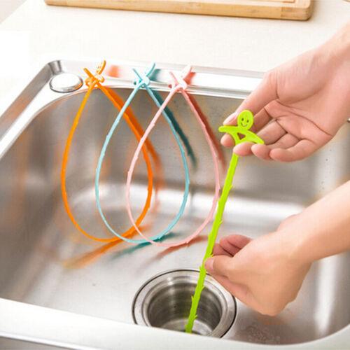 Durable Abfluss-Haar-Removal Tool Clog Sink Reiniger für Badezimmer Küche Tb