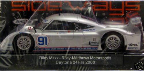 Racer Sideways SW01 Daytona Riley prougeotype  91 1 32