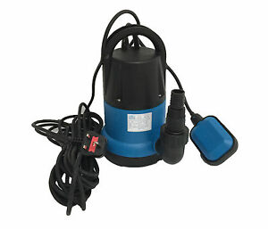 Submersible water pump 5 metres lay flat hose hot tub for Bestway pool for koi