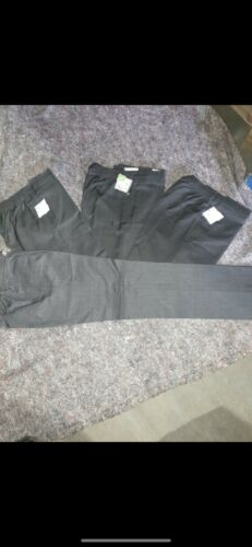 Grey School pantalon taille 13 ans X4 paires Bundle BRAND NEW