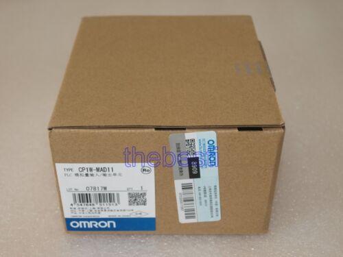 1 PC New Omron CP1W-MAD11 PLC Module In Box
