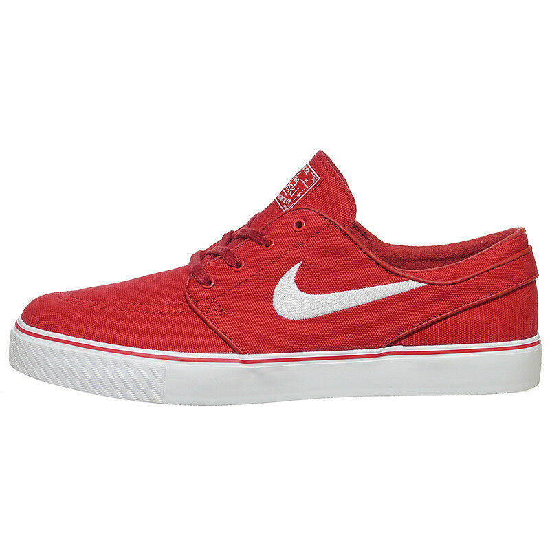 Nike ZOOM STEFAN JANOSKI CNVS Varsity Rojo blancoo Negro 615957-610 (388) Para Hombre Zapatos