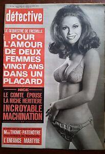 Detective-26-10-1972-20-ans-dans-un-placard-pour-l-039-amour-de-2-femmes