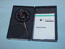Brown Amp Sharpe Valueline 001 Dial Indicator No Etchings