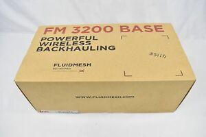 Fluidmesh-FM-3200-Base-FM3200B-HW-US-Wireless-Backhauling-Mimo-Radio-Device