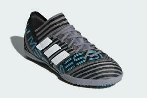 Adidas-Nemeziz-Tango-17-3-IN-J-Shoes-Boys-Youth-Gray-CP9204-Soccer-Casual-11