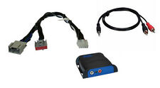 Ford 2004+ radio 3.5mm Aux Audio Input Adapter. Play music/songs on your radio