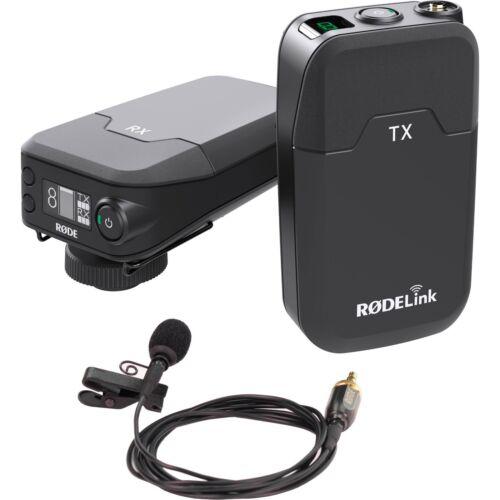 RODE Link Microfono Wireless Filmmaker Kit Garanzia Nital Ufficiale