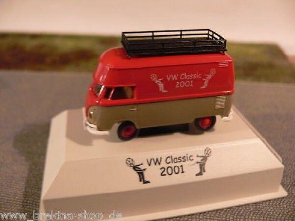1 87 87 87 Brekina VW T1 HD VW Classic 2001 f92102