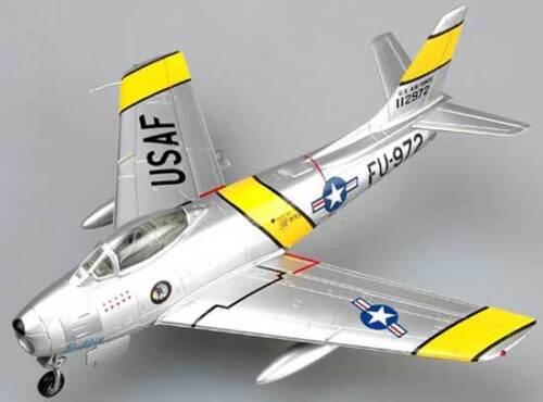 Easy Model F-86 Billie//Margie 335th FIS Capt.Lonnie Moore Fertigmodell 1:72 NEU