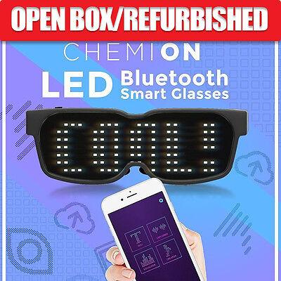CHEMION LED Glasses - Open Box/Refurbished