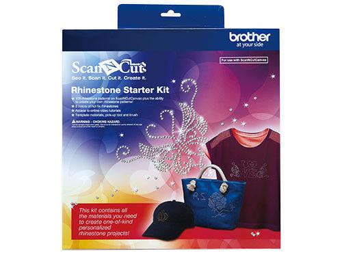Brother ScanNCut CARSKIT1 Rhinestone Starter Kit for CM100DM CM250 CM550DX CM600