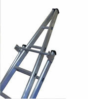 3.0m (9`10) Double A Frame Aluminium Window Cleaning Ladder