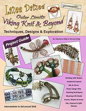 Lazee Daizee Viking Knit Outer Limits: Viking Knit & Beyond Book Stephanie Eddy