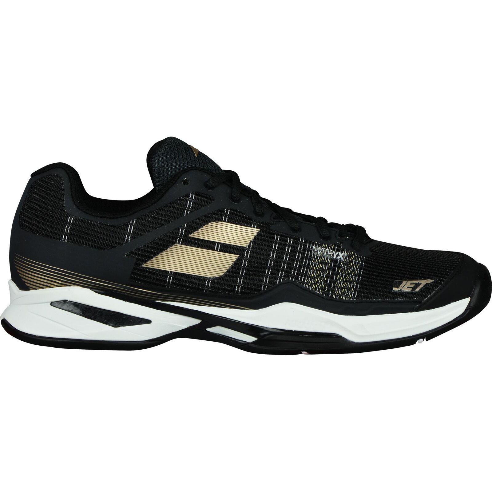 Babolat mannens Jet Mach I All Court Breathiable Cushioned Tennis schoenen