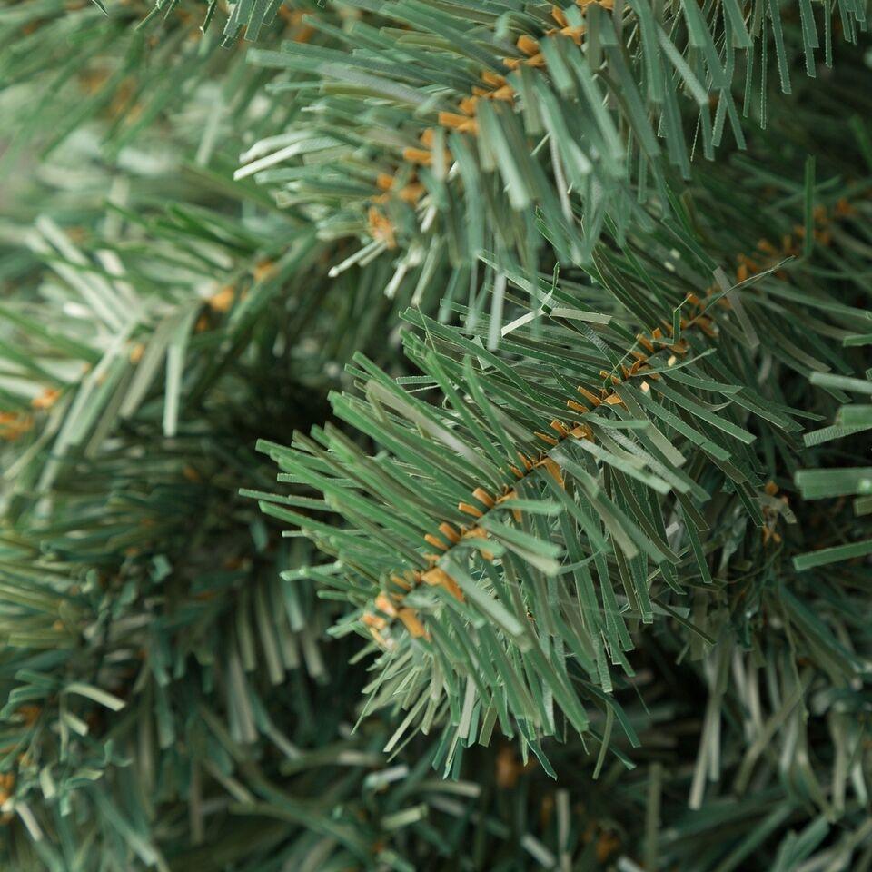Kunstigt juletræ 150 cm 310 grene Grønt