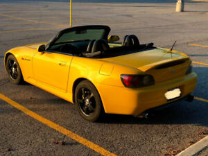2001 Honda S2000 AP1 *Low KM's*
