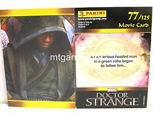Doctor-Strange-Movie-Trading-Card-1x-077-Movie-Card-TCG
