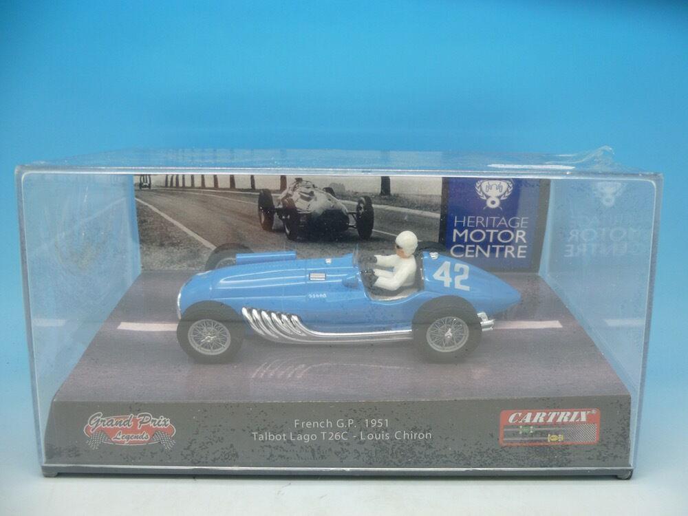 Cartrix Ref 0025 1951 Talbot Largo, UK SLot Festival Car 2012, only 200, Mint Bo