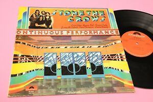 STONE-THE-CROWS-LP-CONTINUOS-PERFORMANCE-ORIG-US-PROG-PSYCH-1971-EX