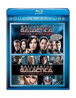Battlestar Galactica: Razor / Battlestar Galactica: The Plan Do... Free Shipping