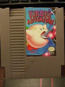Kirby-039-s-Adventure-Nintendo-Entertainment-System-NES-Vintage-Cartridge