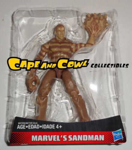 Marvel Infinite Series Wave 5 SANDMAN SAND VARIANT Loose Universe Hasbro 2015
