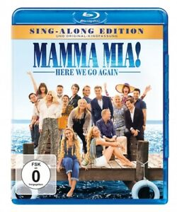 Mamma mia: here We Go Again! - BLU-RAY NUOVO