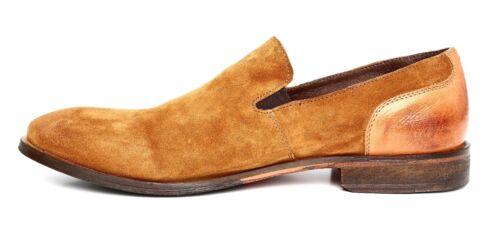 Loafers Pyramend Intrigo 42 Heren 1174 Eur Sz Suede Tan wPgwqI