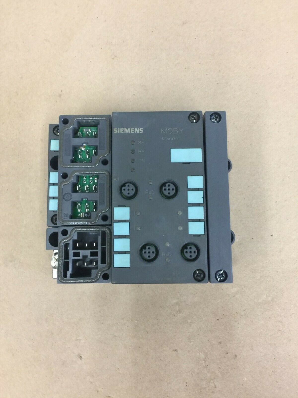 Siemens 6GT2 002-0EB00 Moby ASM 450 Interface Module