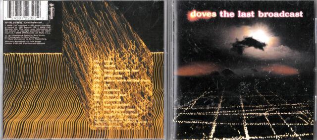 CD 12T DOVES THE LAST BROADCAST DE 2002 EUROPE