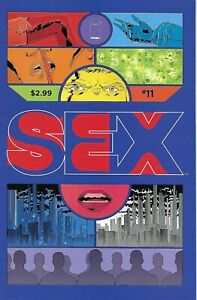 Sex-Comic-Issue-11-Modern-Age-First-Print-2014-Joe-Casey-Kowalski-Simpson-Wooton