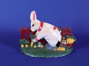 Vintage Conejo Tope de puerta