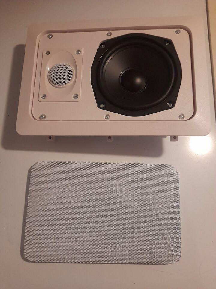 Højttaler, Acoustic, Indbygnings højtaler
