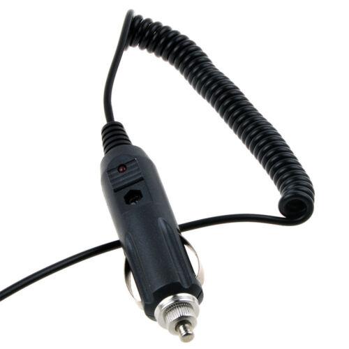 DC Car Power Cord Adapter for Standard Horizon Desktop Rapid VAC-370B HX370S PSU