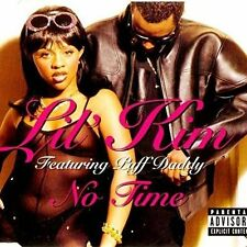 Lil' Kim No time (1996, feat. Puff Daddy) [Maxi-CD]