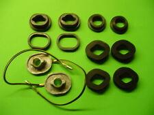 Kawasaki H1 H2 500 750 KH 500 400 250  Blinker Anbaukit Massehalter Gummis