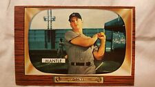 1955 Bowman Mickey Mantle #202 Baseball Card