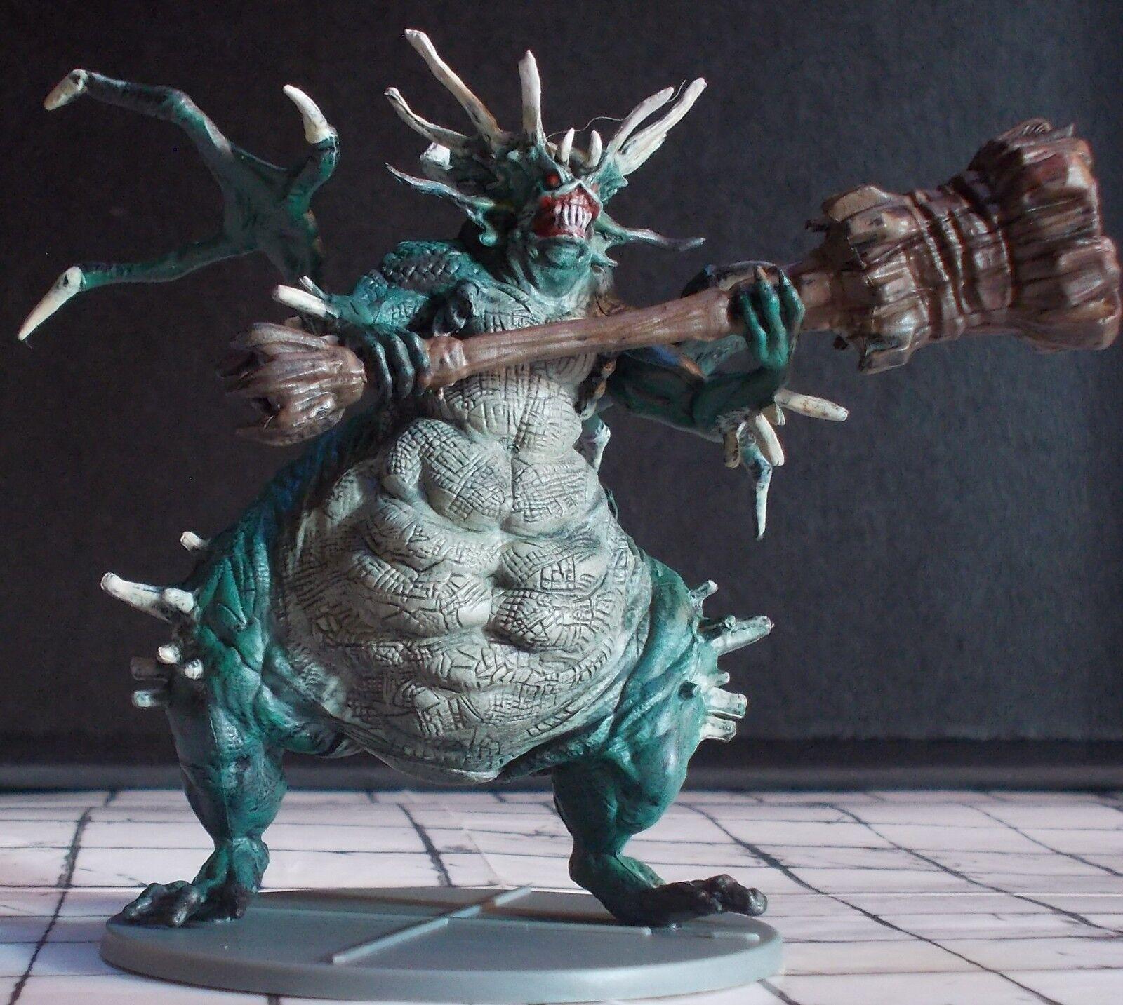 Painting Commission for Dark Souls Asylum Demon Expansion BUYER PROVIDES FIGURE