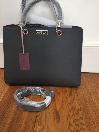 Carvela  Grey Dory Shoulder Handbag Medium